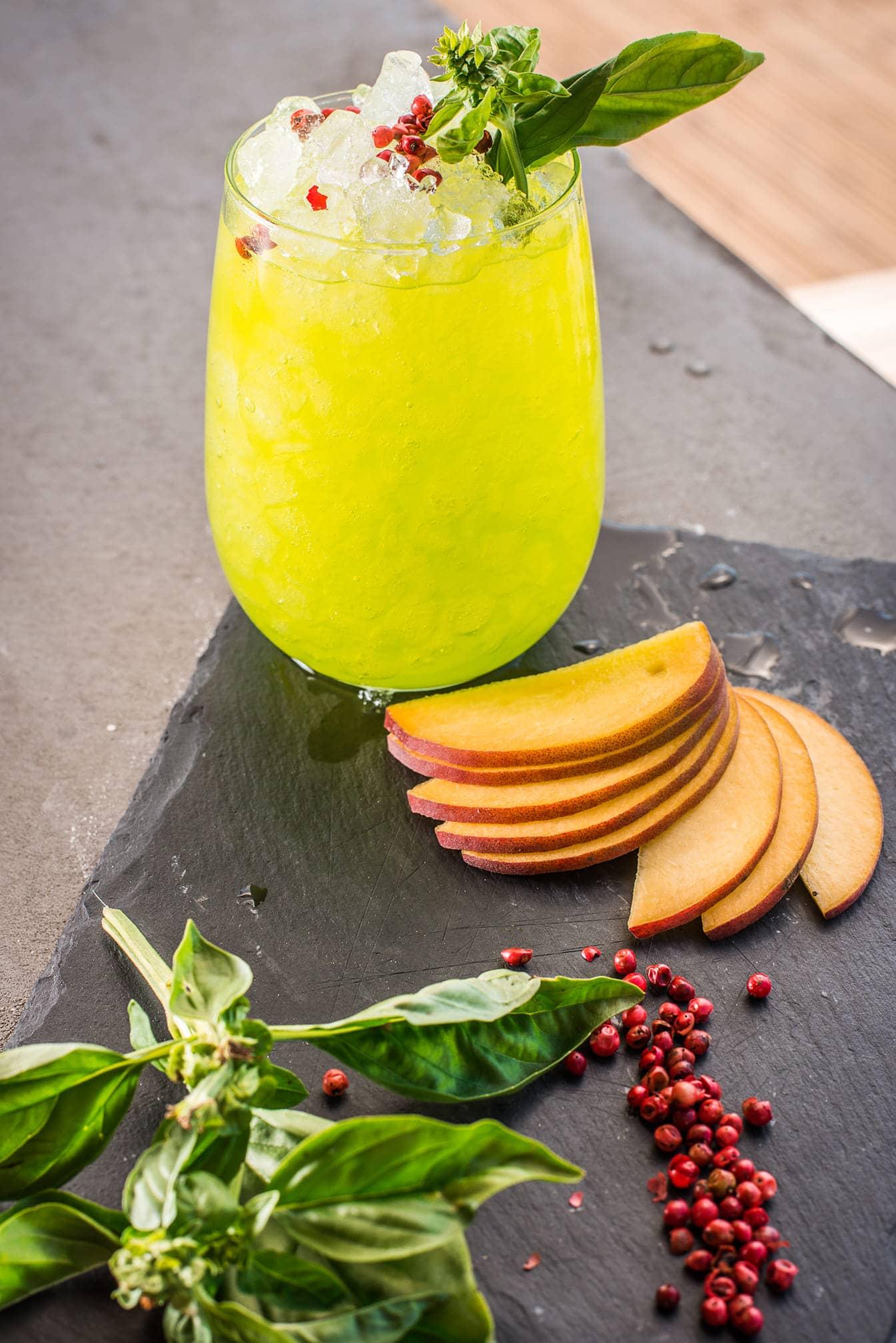 Cocktail in Mykonos
